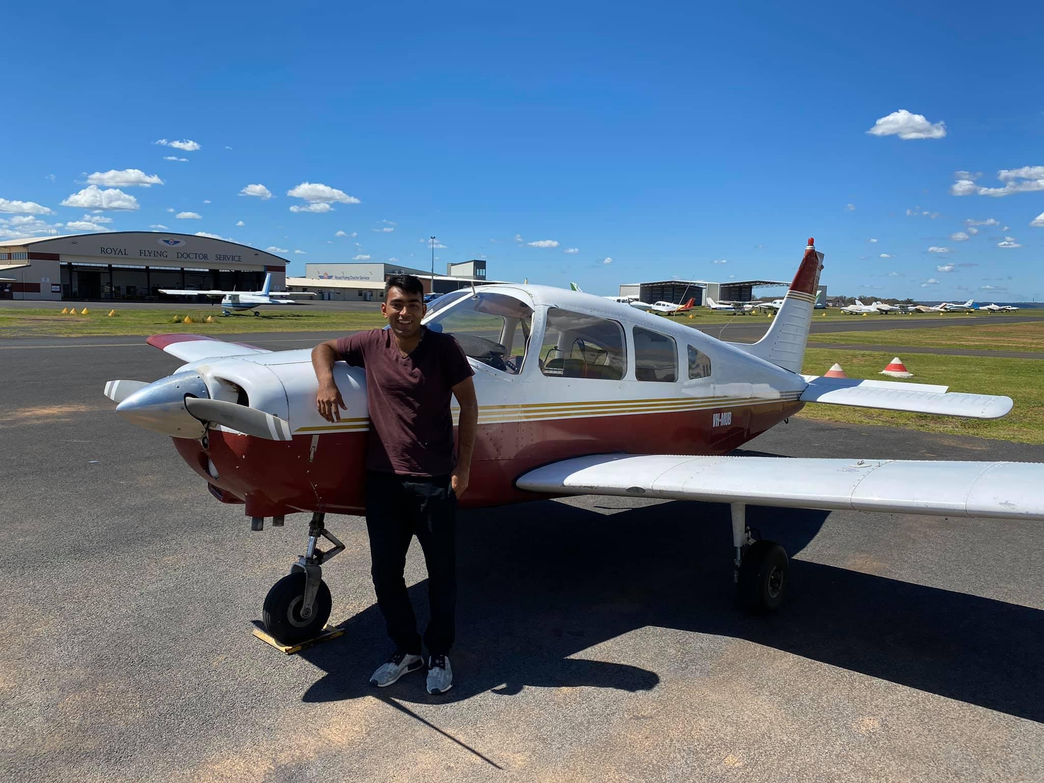Thomas Aviation Flight School