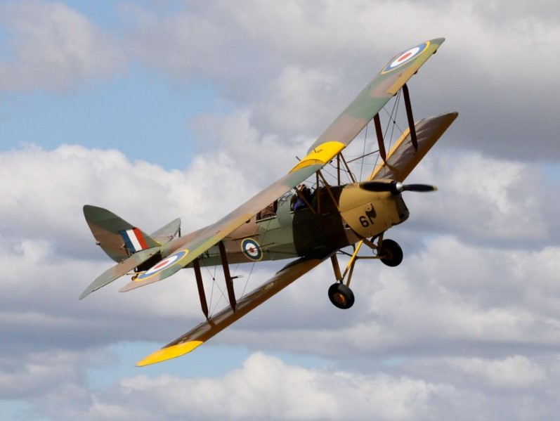 "VH-CXV | ""Millie"" Tiger Moth"