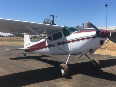 VH-CYZ | Cessna 180B