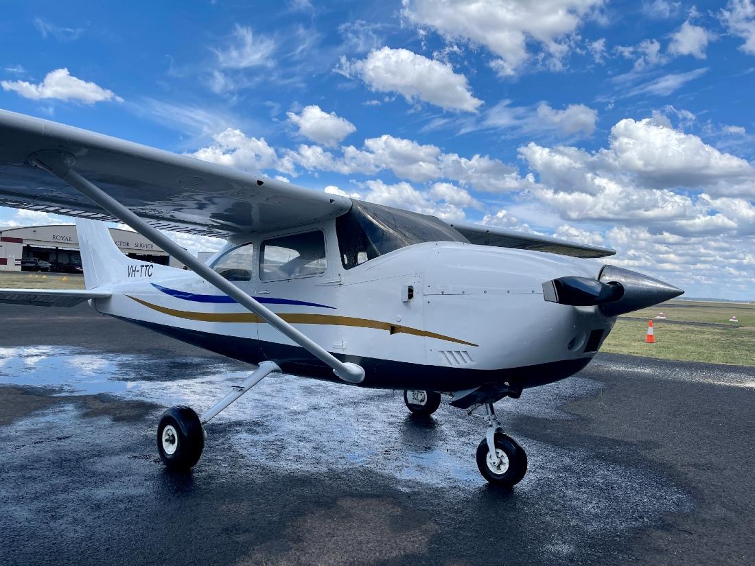 VH-TTC CESSNA 182Q - Thomas Aviation